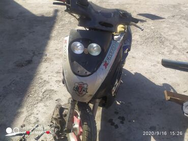 Honda - Кыргызстан: Баары жакшы эле болгону зажыганя койуш керек