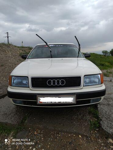 Транспорт - Ат-Башы: Audi 100 2.3 л. 1991