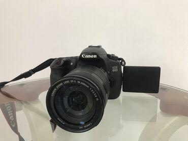 фотоаппарат canon eos 1100 d в Кыргызстан: Срочно продаю профессиональный фотоаппарат canon EOS 60D в отличном