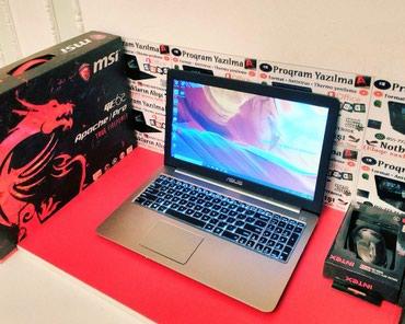 Bakı şəhərində ️ Asus ZenBook (Made in USA) i7 (6-cı nəsil) UltraBook+GTX