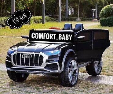 audi rs 7 4 tfsi - Azərbaycan: Audi Q8. 1-7 yaş istifadəli. 2 akkumlyator, 4 güclü mator. USB