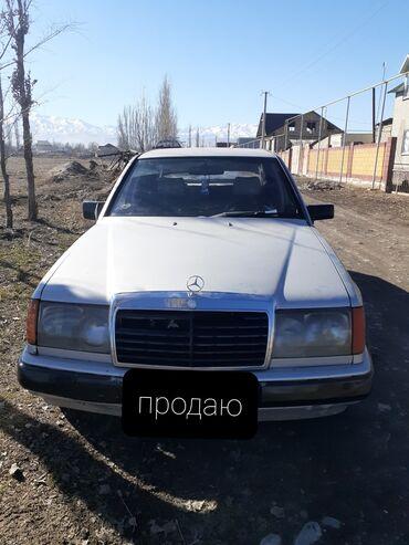 купить двигатель мерседес 3 2 бензин в Кыргызстан: Mercedes-Benz W124 2.3 л. 1988