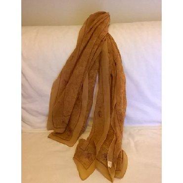 Το μαντήλι είναι μεταχειρισμένο σε πολύ καλή κατάσταση170 x 112