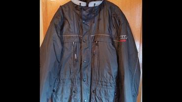 Muška, nepromočiva, orginal, tamno siva Audi zimska jakna sa - Kragujevac