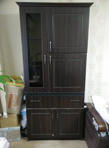 гарнитур для спальни в Азербайджан: Мебель коричневая