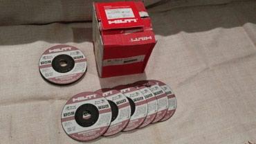 """Отрезной диск """"Hilti"""" AC - D 125×2,5×22,2 Universal в Бишкек"""