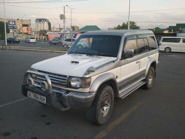 Транспорт - Ат-Башы: Mitsubishi Pajero Sport 3 л. 1997