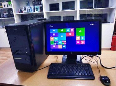 PC Core i3 3240/RAM 4GB/HDD 500GB/Manitor - Bakı