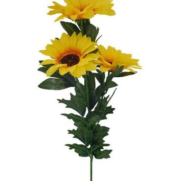 Декоративный цветочек подсолнух в Бишкек