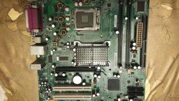 Bakı şəhərində Ana plata (материнская плата)25 azn , prosessor cpu