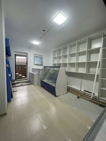 Продаю полуподвальное помещение под магазин в ж/м Кок-Жар СК «М