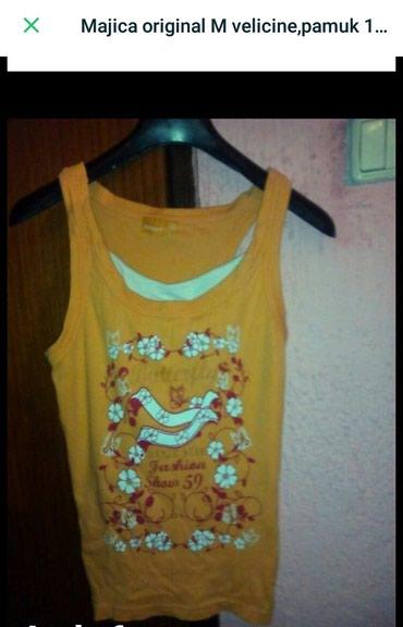 Prelepa original pamučna majica, L veličine. - Novi Sad
