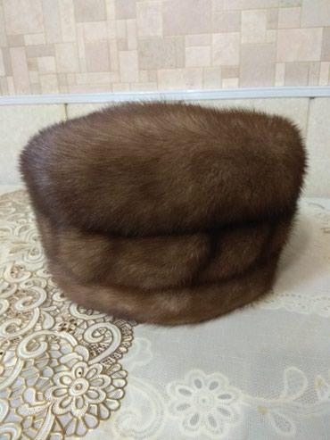 Продаю шапку норка, женская в Лебединовка