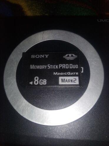 Psp info - Кыргызстан: Psp soni нет батареи крышки от батареи есть флешка 8 гиг торг уместен