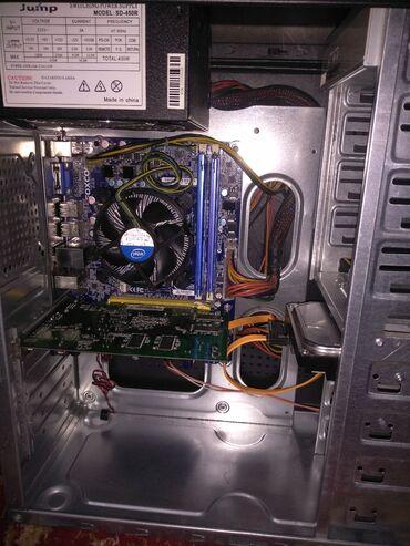 lg v10 в Кыргызстан: Игровой компьютер 4 ядерный i3 3220Мать h61mxl-k Оперативная память