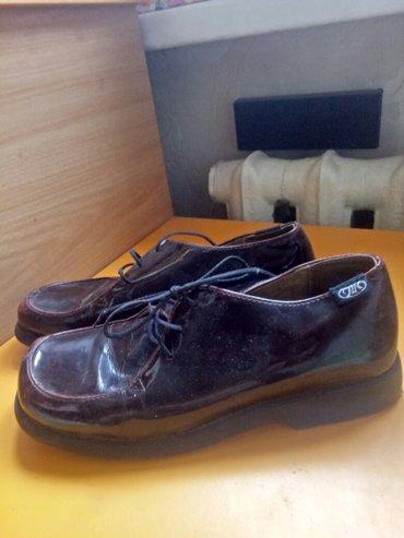 Продаю кожаные туфли на девочку. размер 36. производство россия в Бишкек