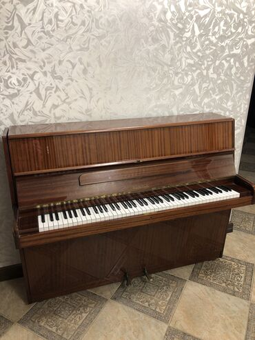 репетитор пианино в Кыргызстан: Продаётся пианино Ronisch, в хорошем состоянии!