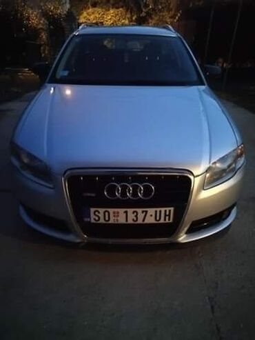 Audi a3 1 8 tfsi - Srbija: Audi A4 1.9 l. 2004
