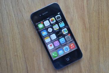 Айфон s4 32 gb состояние 4 разбита экран в Бишкек