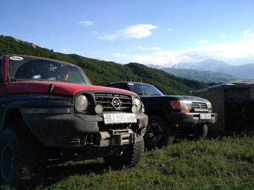 Jeep 2003 в Ош