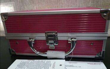 Profesionalno sminkanje - Srbija: Komplet kofer sa sminkom odlican kvalitet sminke. 4799 dinara
