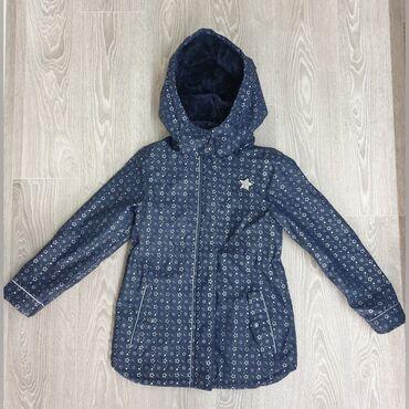 верхняя одежда недорого в Кыргызстан: Демисезонная куртка для девочки 8-10 лет. Французский бренд Orchestra