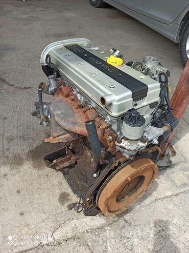 Продаю двигатель Опель Фронтера об2.2 бензин на запчасти