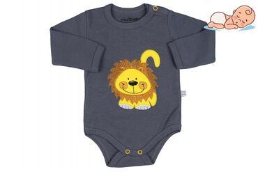 Продаётся боди для новорождённых  От 0 до 2 лет.  Лев  Маечка  Птицы
