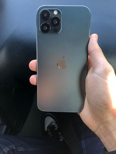 аккумулятор для телефона fly mc100 в Азербайджан: Новый iPhone 12 Pro Max 64 ГБ Зеленый