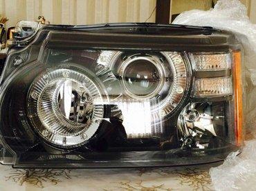 Bakı şəhərində Range Rover Sport (2010-2013) Sağ / Sol fara. (Yeni) Orijinal Fransa i