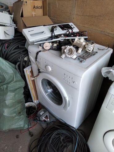 Ремонт техники - Бишкек: Ремонт | Стиральные машины | С гарантией, С выездом на дом, Бесплатная диагностика