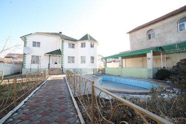 продается особняк 3 уровня в жилом массиве «ынтымак» (царское село) в Бишкек