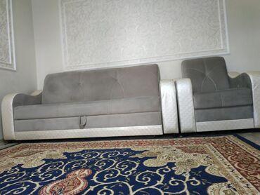 Продаю б/у мебель в хорошем состоянии 3. Цена окончательно 20000сом