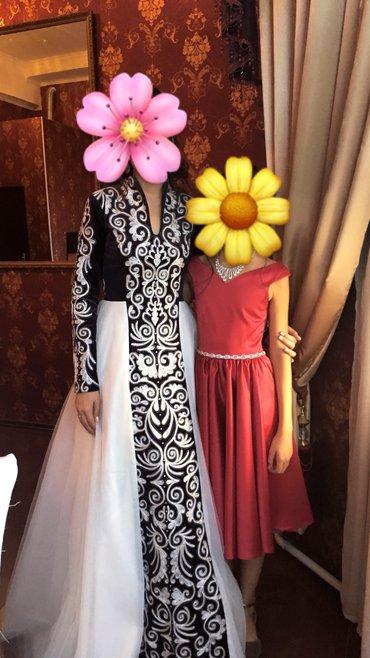 Продаю платье от Айпери Обозовой😍 в Бишкек