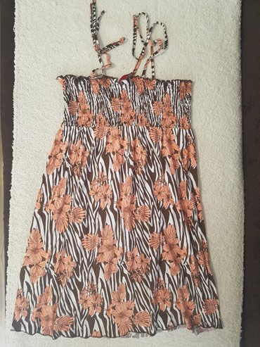 Letnja haljinica idealna za plazu,veoma lagana i prijatna. - Novi Sad