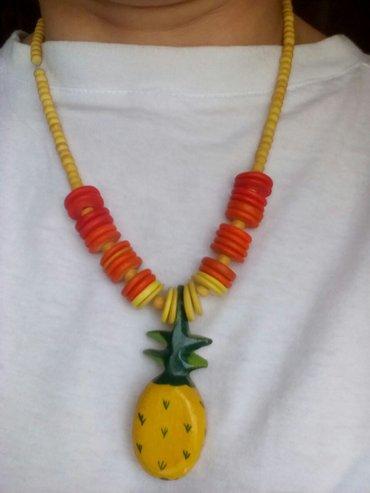 Ogrlica ananas duz 32 cm - Belgrade
