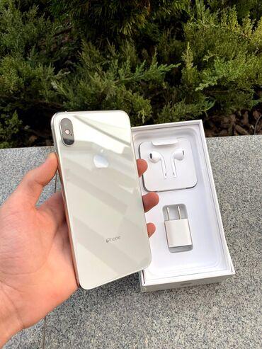 s kameroi в Кыргызстан: Б/У iPhone Xs Max 256 ГБ Серебристый