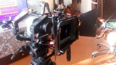 BlackMagic 4k camera кинокамера с набором. в Бишкек