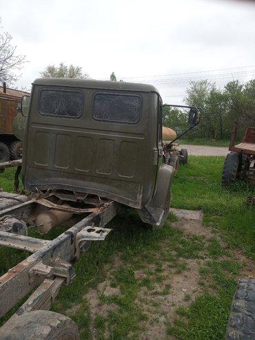 Продаются кабиныГаз-66,Газ-53 Зил-131 в заборе