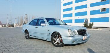 Транспорт - Маевка: Mercedes-Benz E 420 4.2 л. 1996   320000 км
