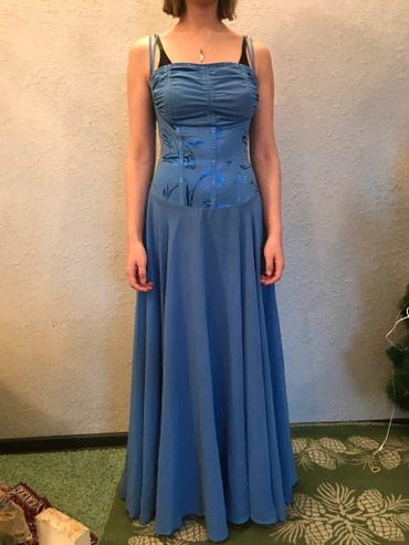 Красивое вечернее платье. Размер 44. в Лебединовка