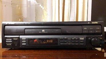 Продаю проигрыватель лазерных видео дисков и сиди дисков. Япония. Цена