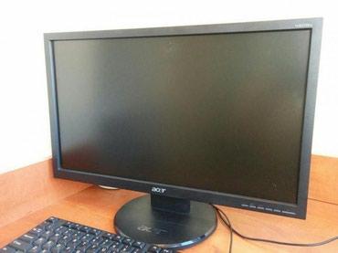 Продаю Монитор Acer 20 дюм в Араван