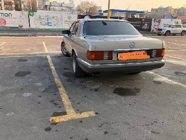Mercedes-Benz S-Class 3 л. 1986 | 10000 км