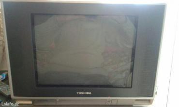 Gəncə şəhərində Tv ideal veziyyetde. Olcusu 15 duymluq.