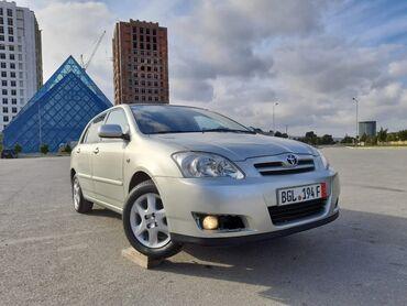 kredit toyota corolla - Azərbaycan: Toyota Corolla 1.4 l. 2006 | 202000 km