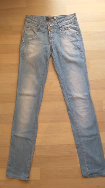 Nesal jeans - Srbija: Zenske farmerke NESAL, vel. 28/34