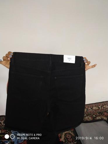 Продается мужск.джинс.шорта.Привезли в Бишкек