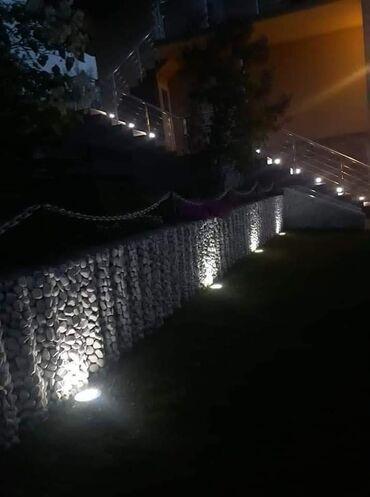 Kućni dekor - Veliko Gradiste: Solarne lampe 1990 din