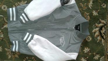 persil gel в Кыргызстан: Куртка дет. для мальчика 4-5 л осенний -весенний отличном состоянии